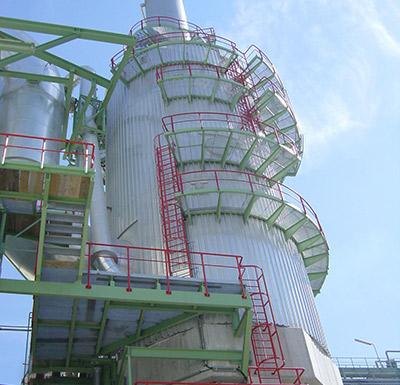 Behälterisolierung
